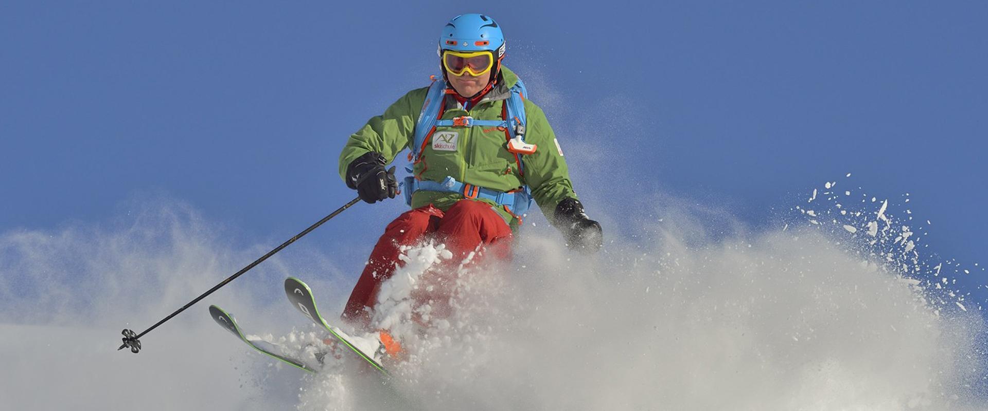 Viel Spaß am Arlberg